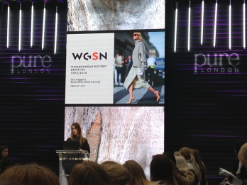 Sara Maggioni, Senior Editor of Retail & Buying at WGSN, talks us through upcoming AW trends.
